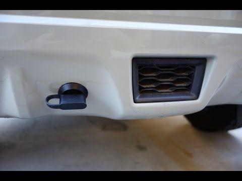 subaru crosstrek trailer wiring harness install youtube rh pinterest com