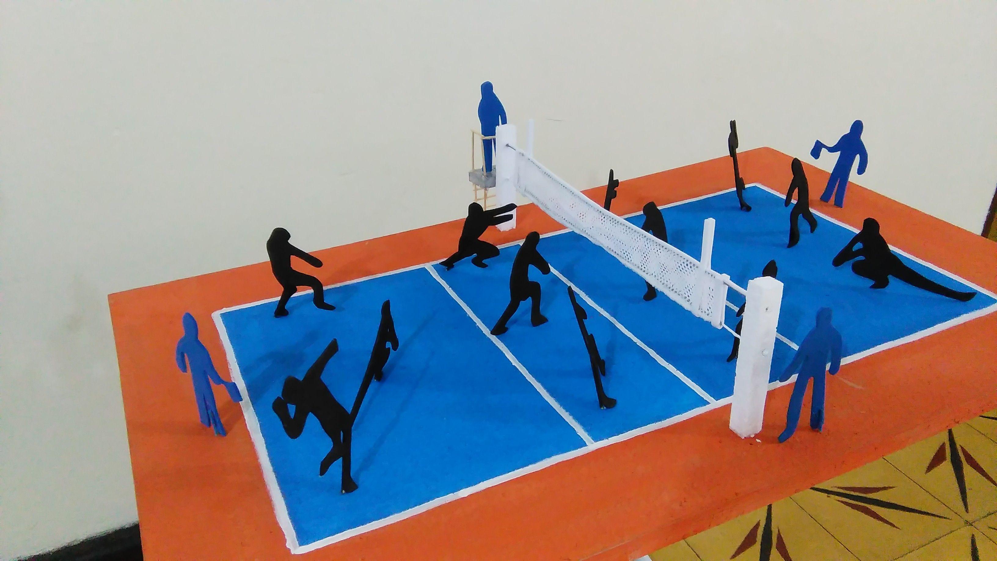 The 25+ Best Maqueta De Voleibol Ideas On Pinterest