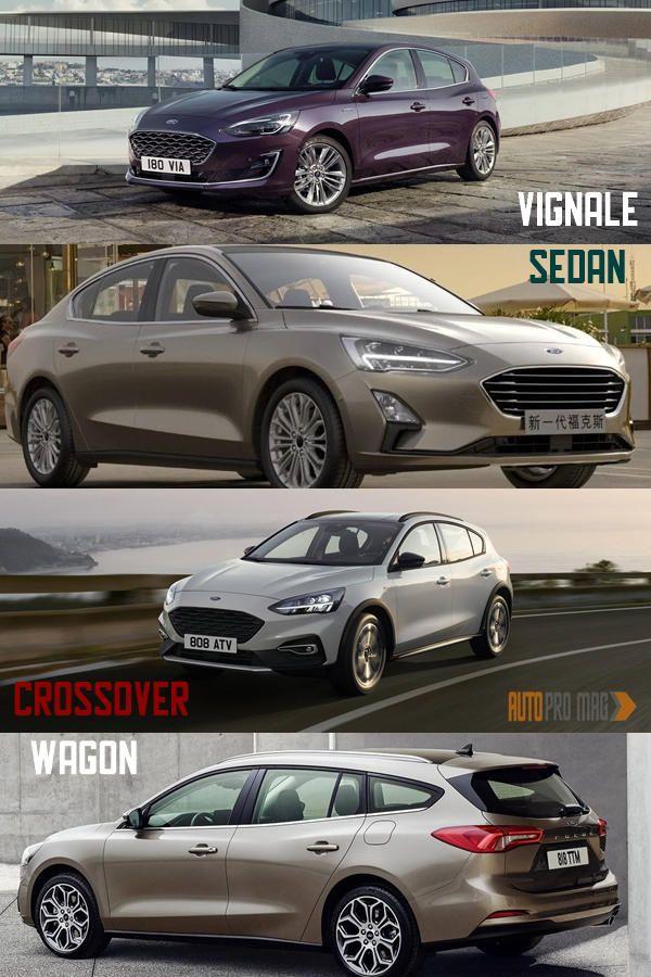 New Ford Focus Mk4 Hybrid World Wide Auto News Pinterest
