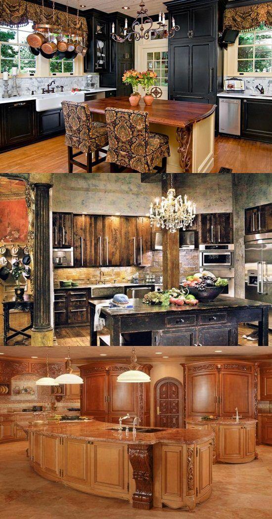 victorian kitchen curtain ideas - victorian style - http