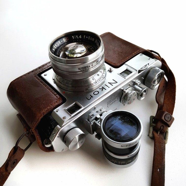 Nikon rangefinder S & 50mm 1.4