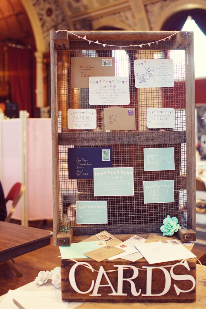 Vintage Stationery At Miss Wedding Affair A Fair For The Creative Bride
