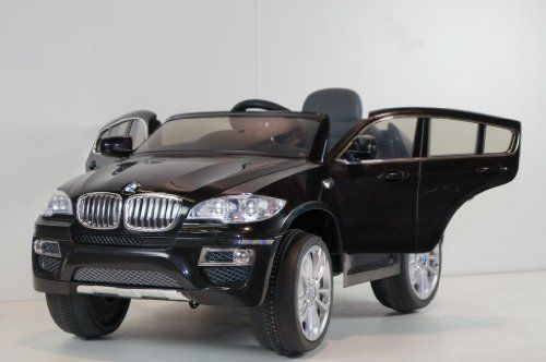 Under Licensed Bmw X6 New Power Ride On Toy Electric Car With Mp3