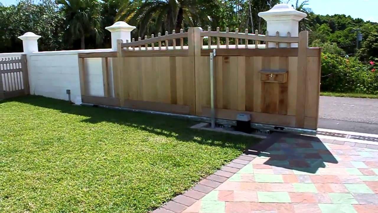 Wooden Sliding Gate Barn door sliders, Sliding gate