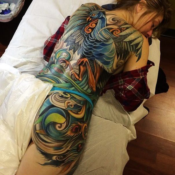 The 20 Most Hype Tattoos You've Ever Seen