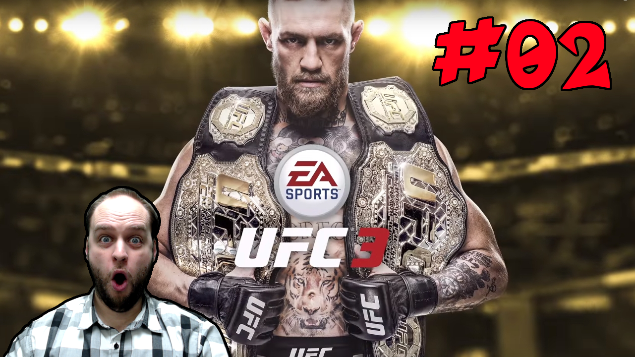 The second and last episode of UFC 3 Beta is on my channel
