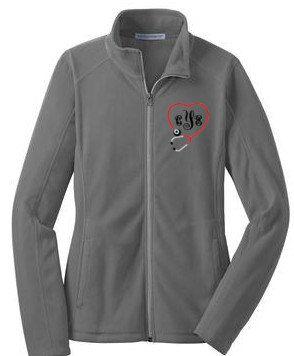 Eddie Bauer Ladies 1/2-Zip Performance Fleece Jacket - EB235 $ 59.98