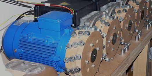 ec8e34912d5 Motor magnético auto propulsado motor de energía libre con overunity de 300  .