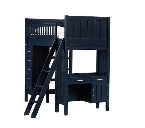 Best Camp Twin Loft System With Images Big Girl Bedrooms 400 x 300