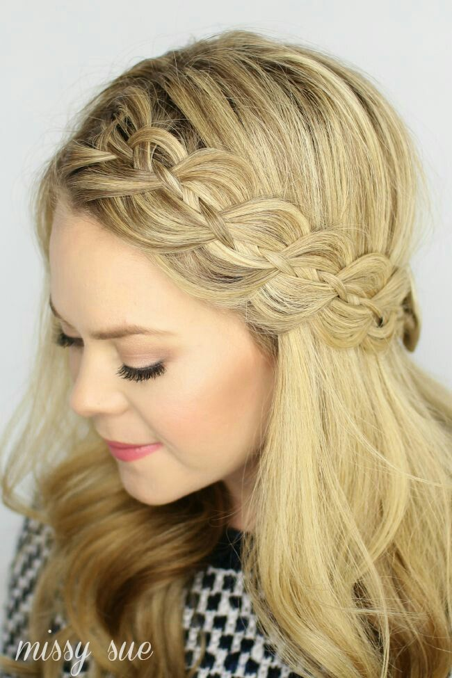 Check This Beatiful Hair Style Hair Styles Hairdo Long Hair Styles