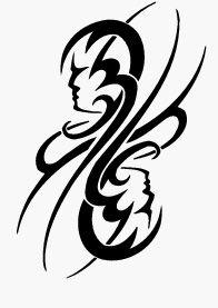 Tatouage De Gemeaux Et Symbolique Du Signe Astrologique Des Gemeaux