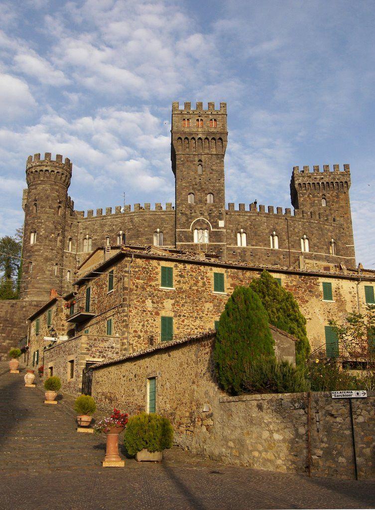 Torre Alfina-Castello Cahen
