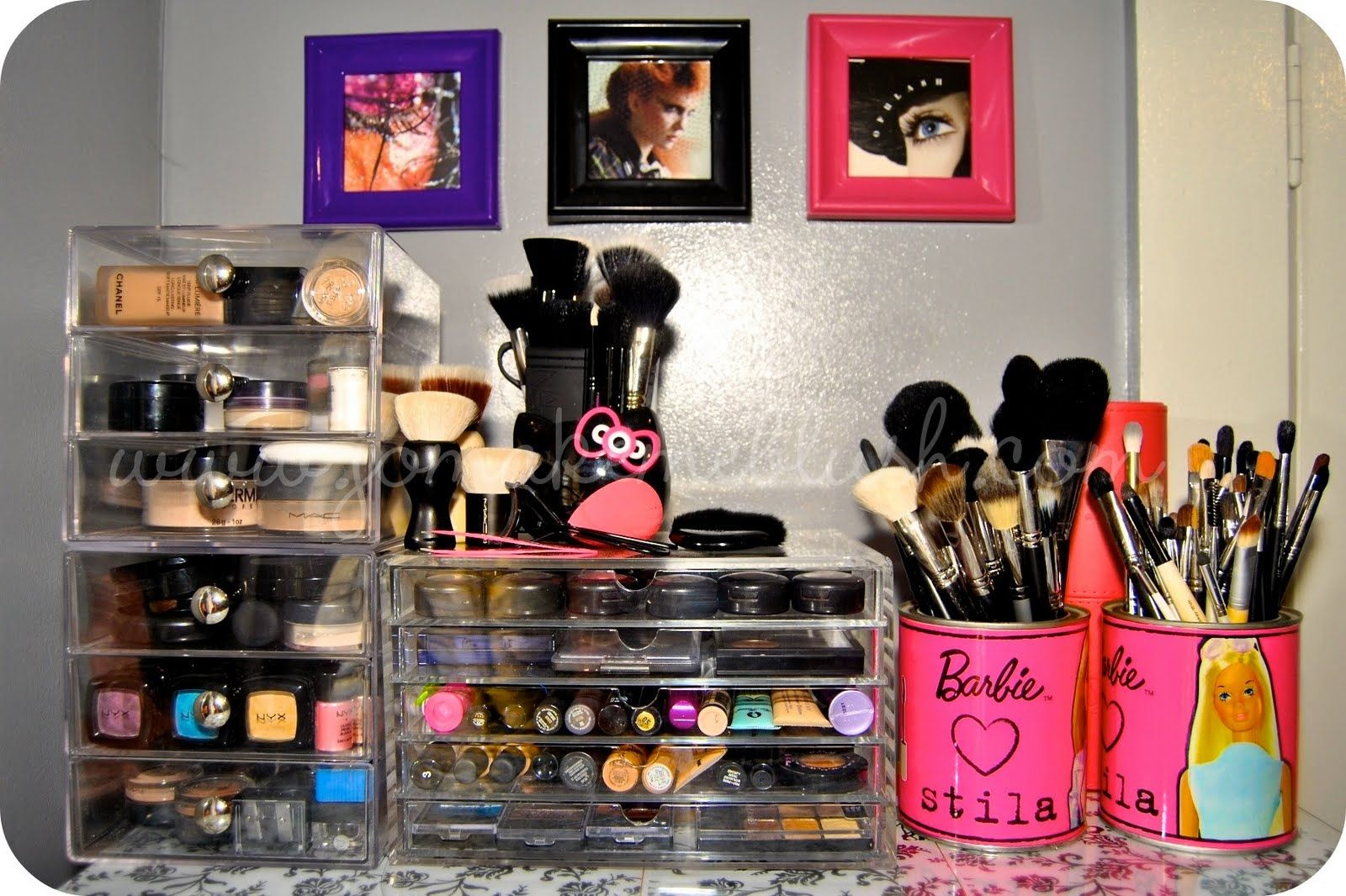 beauty storage BEAUTY Storage ideas Pinterest Container