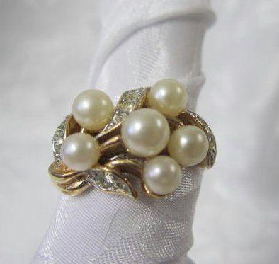 Vintage Avon Costume Jewelry Imitation by GlamournGlitzVintage, $12.00