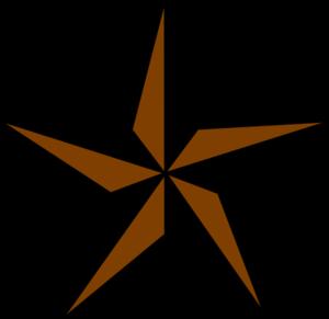 Texas Star Clip Art Brown Lone Star Clip Art Texas Star Star Stencil