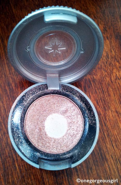 Project Ten Pan One Gorgeous Girl Urban Decay Midnight Cowboy Makeup Blogger Midnight Cowboy