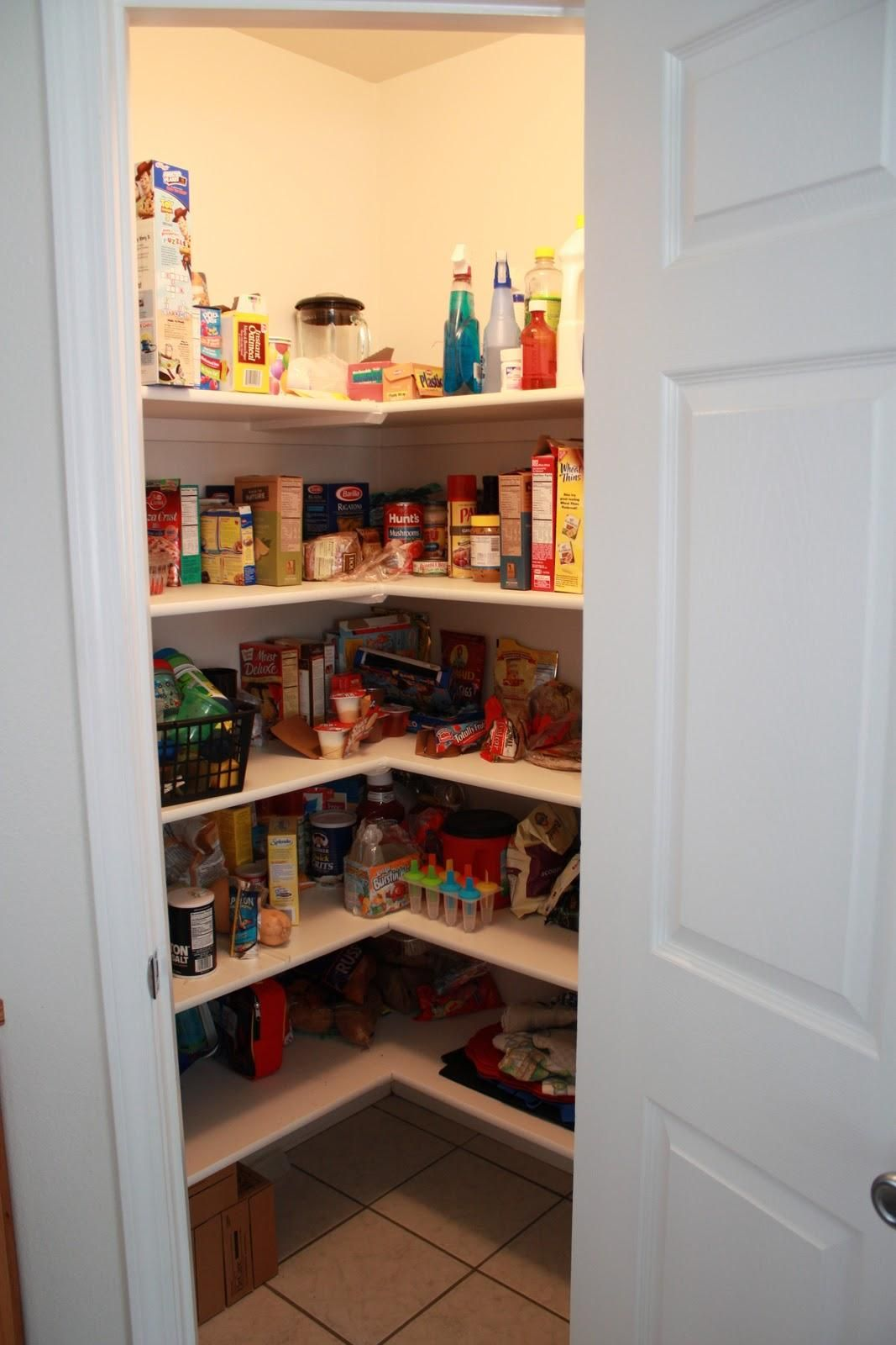 Free standing kitchen pantry cabinet corner kitchen pantry