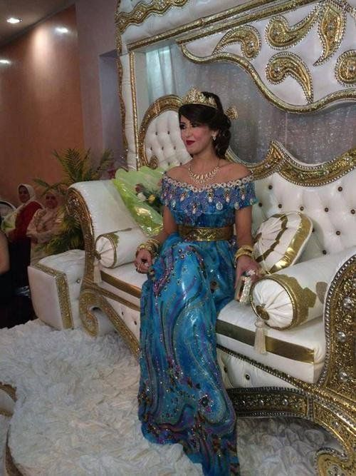 Robe de soiree algerienne facebook