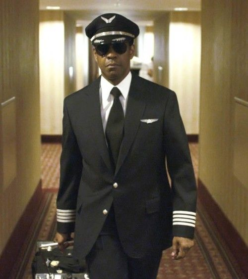 """Anheuser-Busch has asked Paramount Pictures to remove all Budweiser products from the movie """"Flight."""" Denzel Washington portrays a highly-functional alcoholic pilot in the film. The actor drinks various forms of alcohol throughout the film, including vodka."""