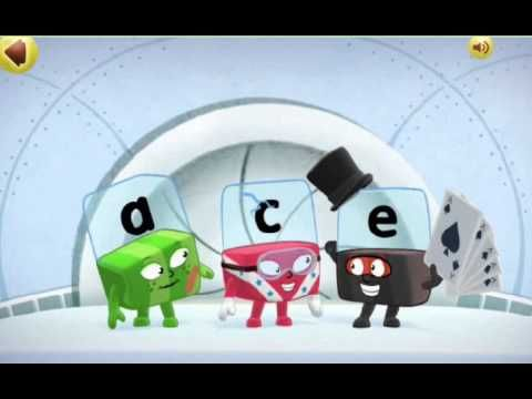 Cbeebies Fun With Phonics Games