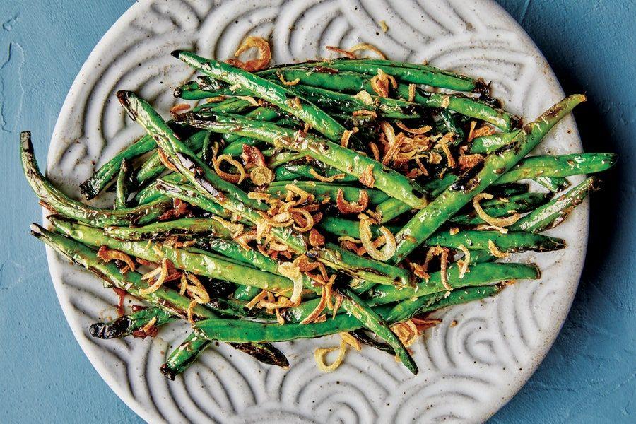 Green Bean Salad Recipe Bon Appetit