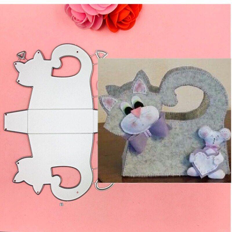 Pink Minnie Mouse Cutting Dies Stencils for DIY Scrapbooking//photo album Decor