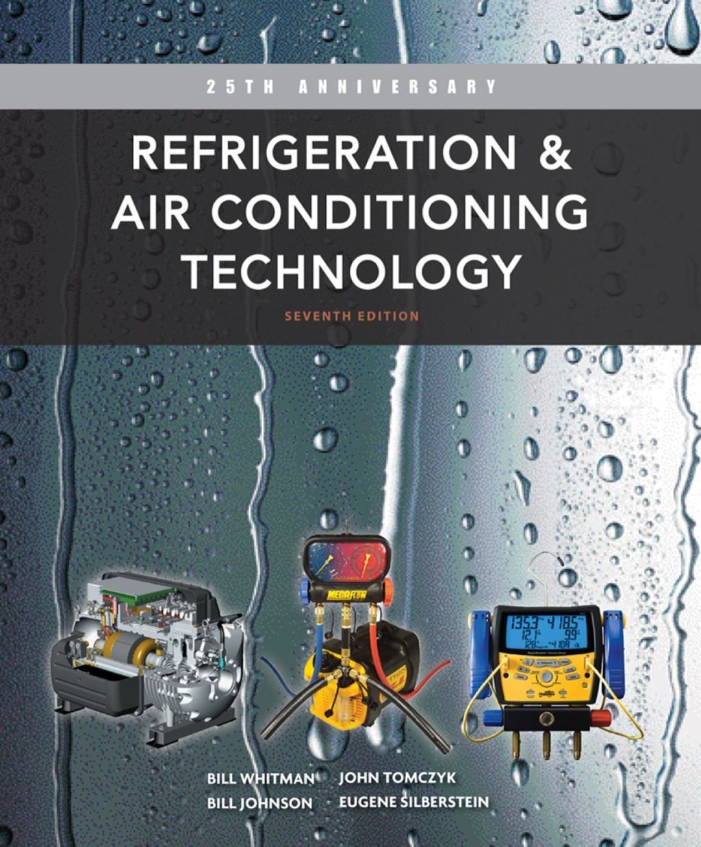 Refrigeration and Air Conditioning Technology (eBook