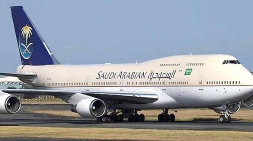 الخطوط السعودية تبدأ بفتح خطوطها الجديدة إلى تركيا Aircraft 747 Jumbo Jet Boeing 747
