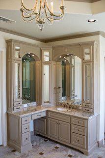 Pebble Creek - Traditional - Bathroom - dallas - by Annie's Designs