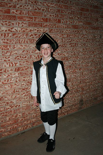 d22f9535164 Christopher Columbus  DIY costume