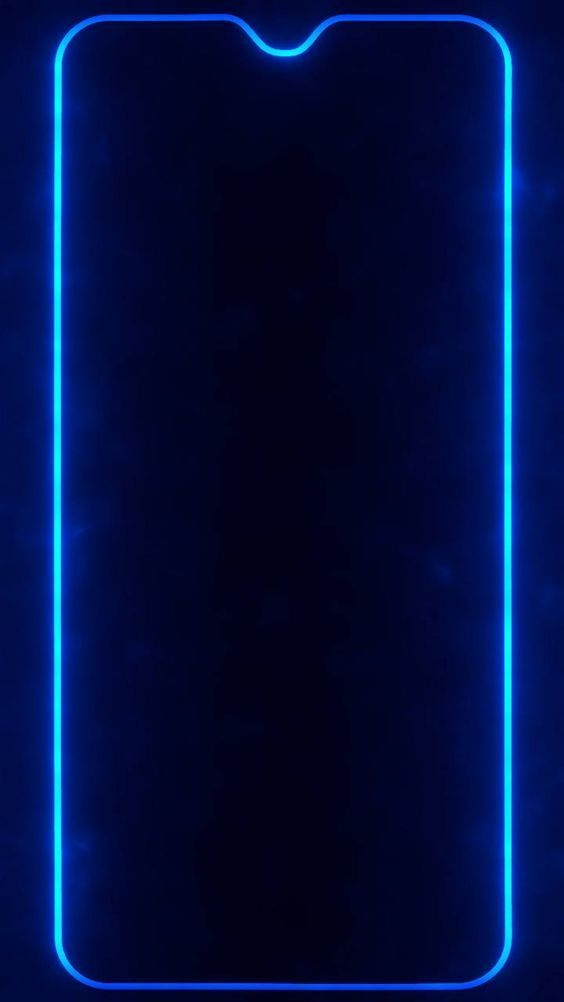 Blue OnePlus Frame wallpaper by Frames - 3e7d - Free on ZEDGE™