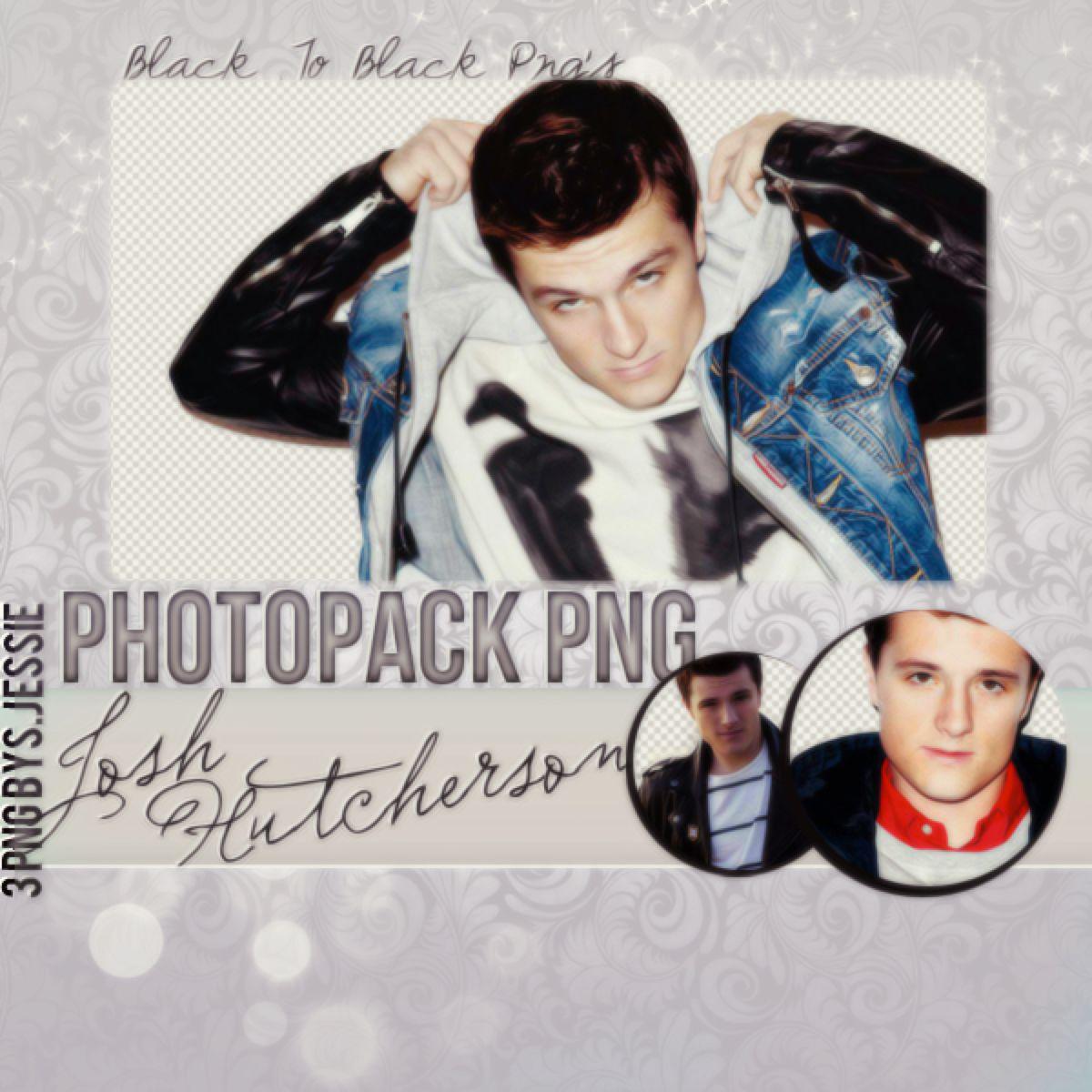 Josh Hutcherson Png Pack by S-JessiePNG on @DeviantArt