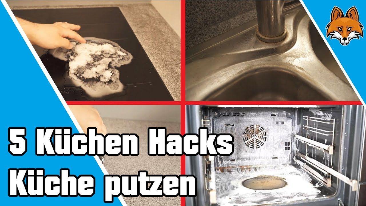 5 Kuchen Hacks Zum Kuche Putzen Schnell Und Einfach Youtube In 2020 Kuche Putzen Kuchen Hacks Kuche Reinigen