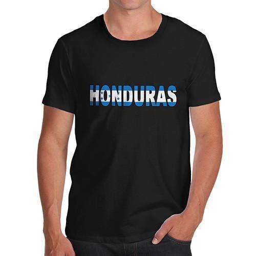 Men's Honduras Flag Football T-Shirt