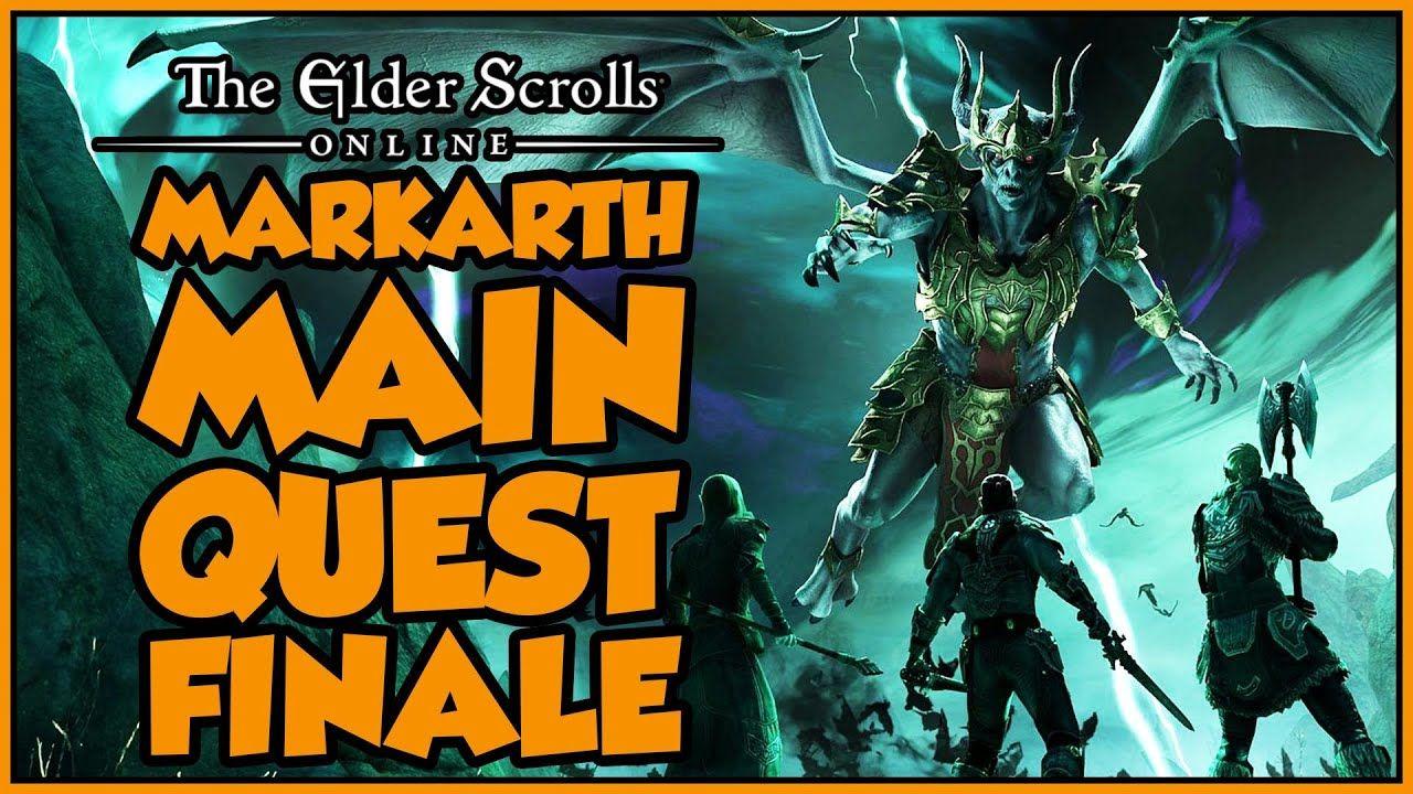 Elder Scrolls Online Markarth Dlc Main Quest Finale Eu Pc New Update V 6 2 5 Update 28 Elder Scrolls Online Elder Scrolls News Update The elder scrolls online markarth dlc