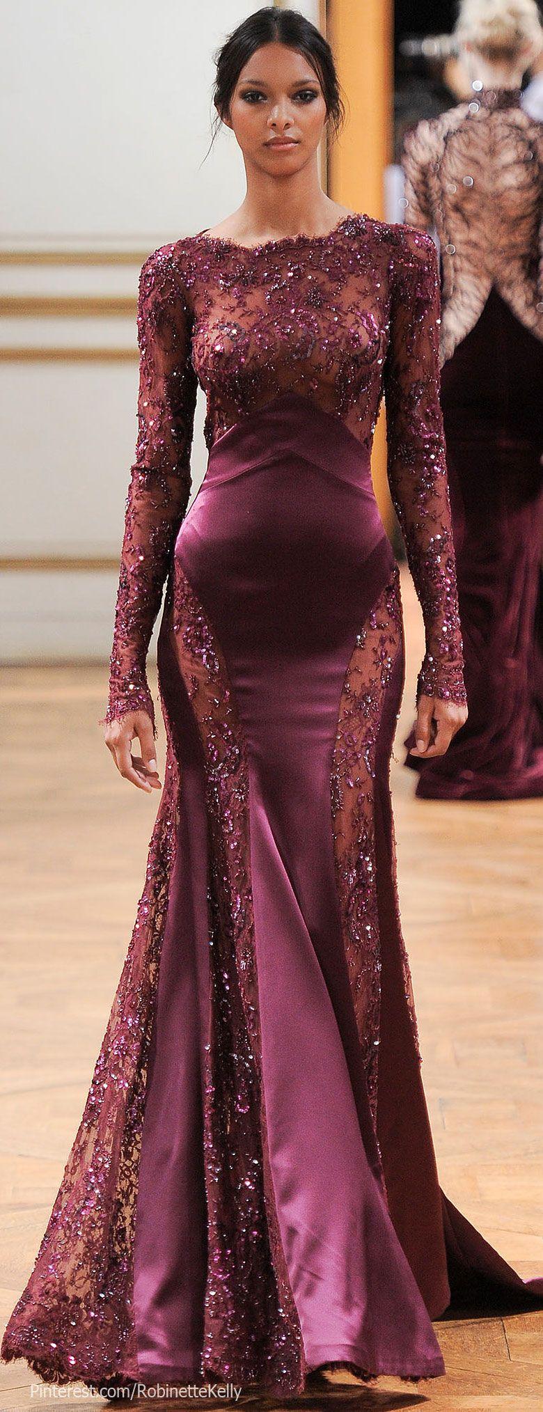 Zuhair murad haute couture fw prom pinterest zuhair