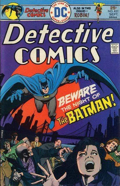 75 Greatest Batman Covers of All-Time Master List – CBR.com