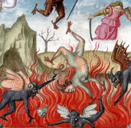 Fall Of Lucifer Offices Italy 1519 San Marino Ca Huntington