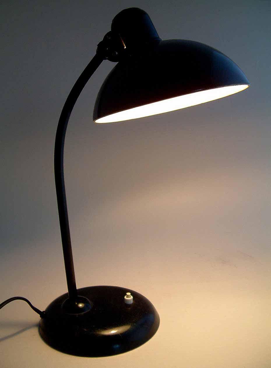 Bauhaus lamp 1 Lamp, Desk lamp, Lighting