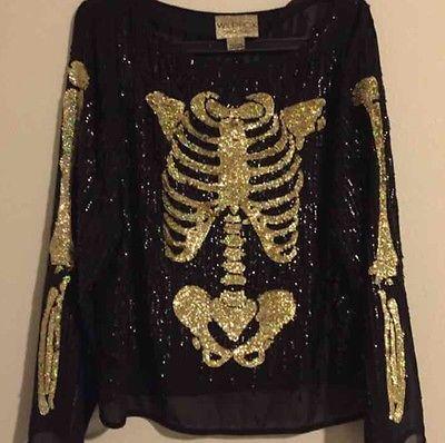 Wildfox-Skeleton-Shirt