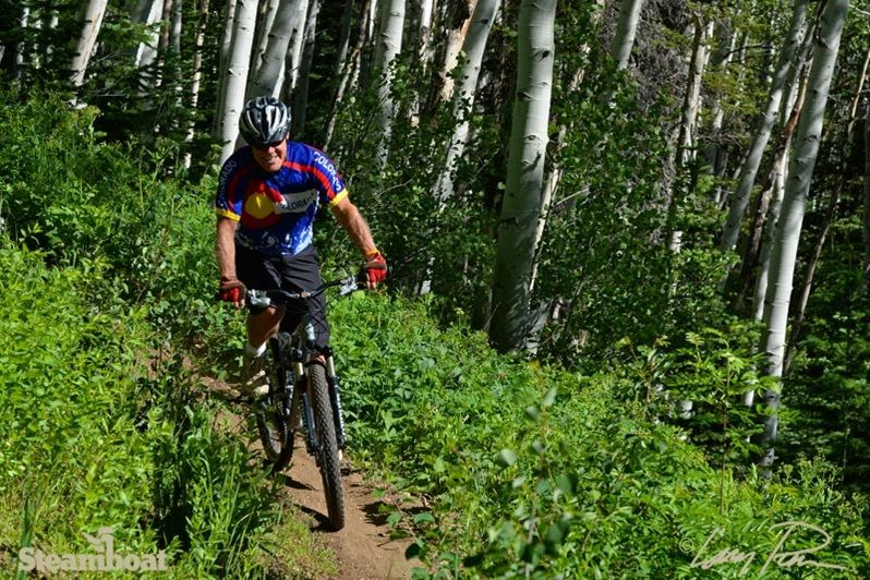Singletrack Sunday With Images Steamboat Springs Colorado