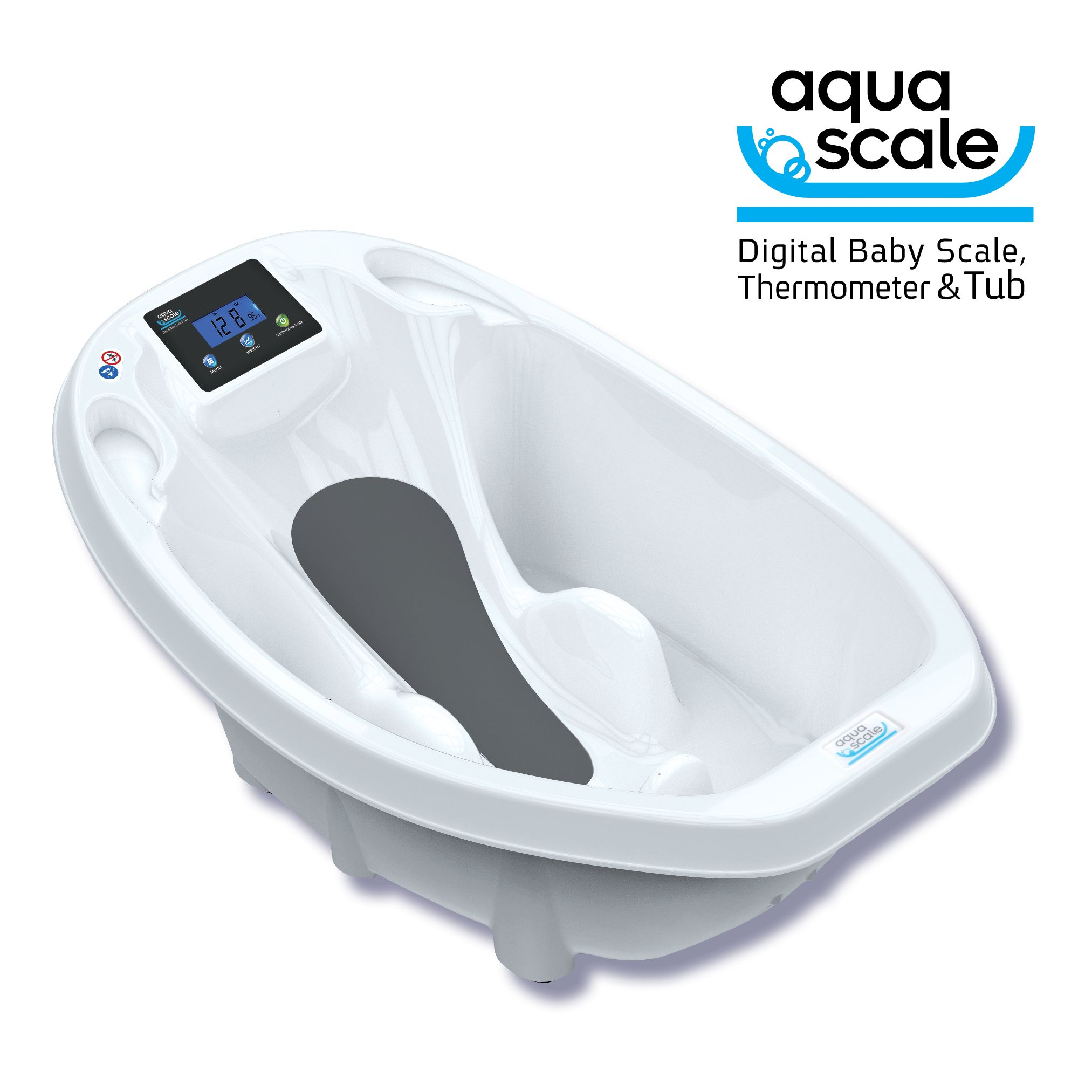 Aqua Scale Is The Only 3 In 1 Baby Bath Tub Of Its Kind It Allows