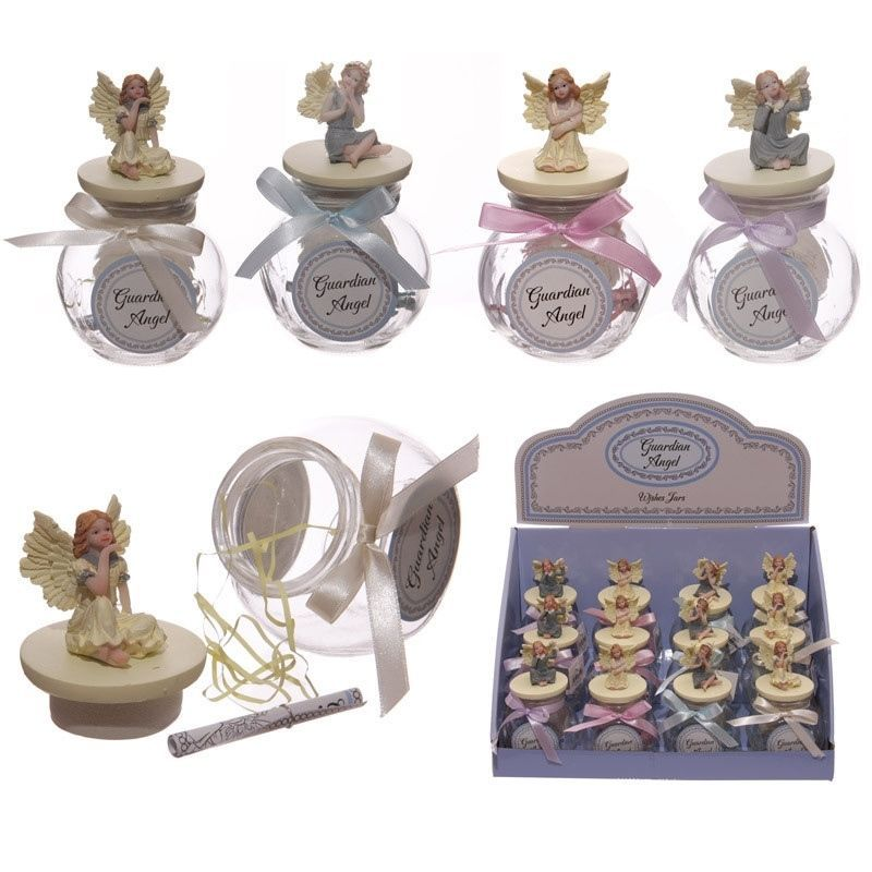 Click and shop now for novelty guardian angel wishes jar