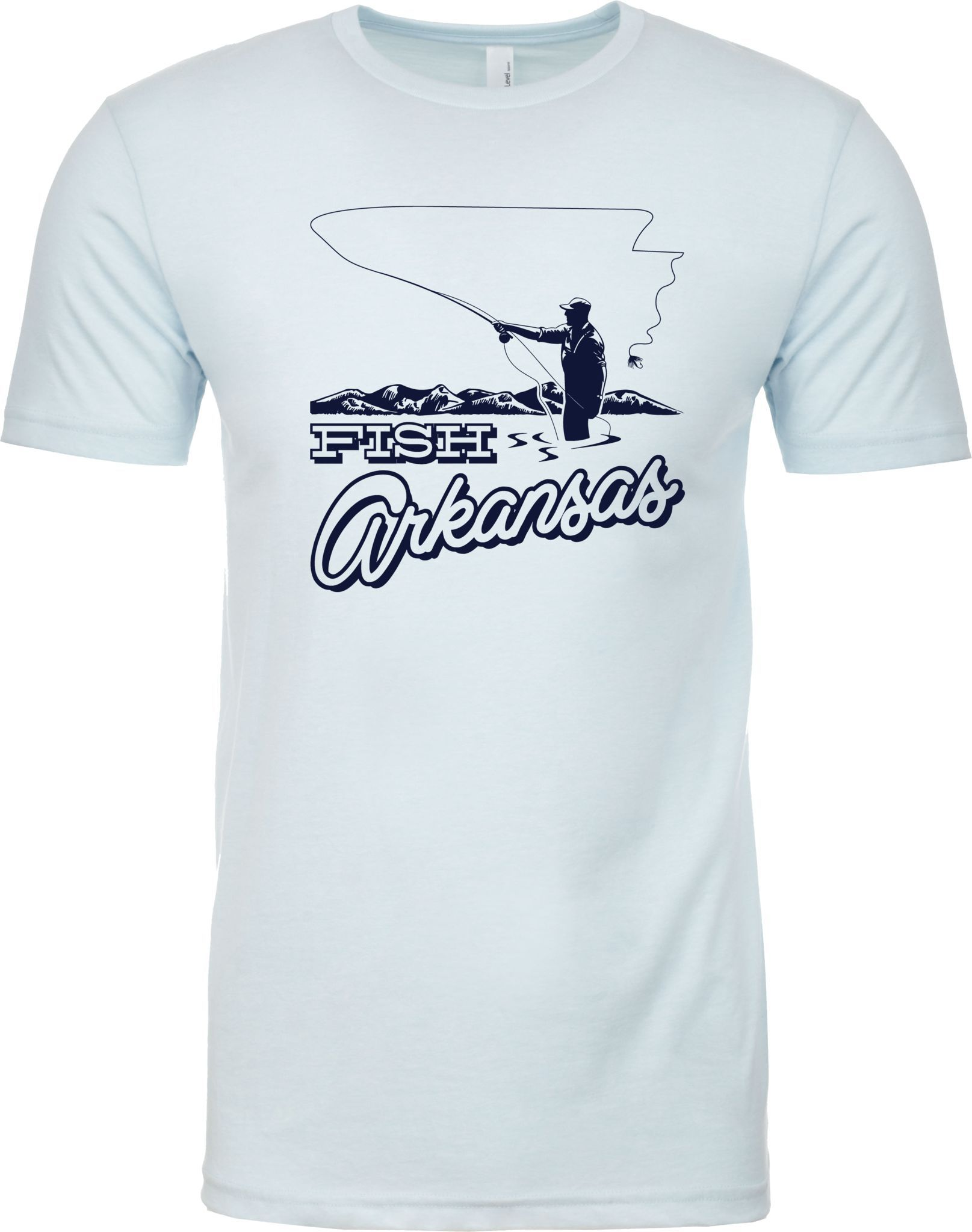 """Fish Arkansas"" Tee"