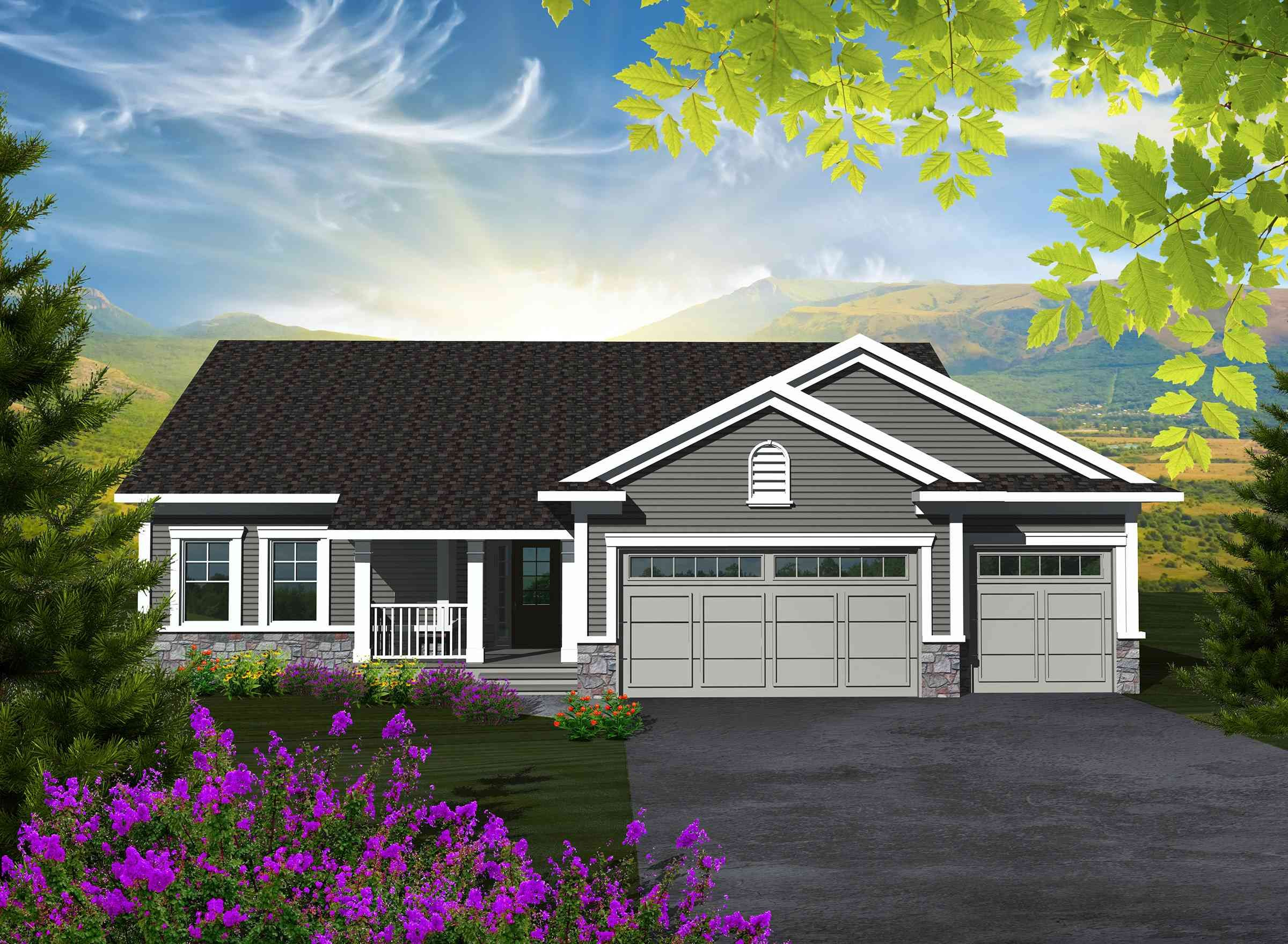 Affordable 3 Bedroom Ranch Ranch House Plans Craftsman
