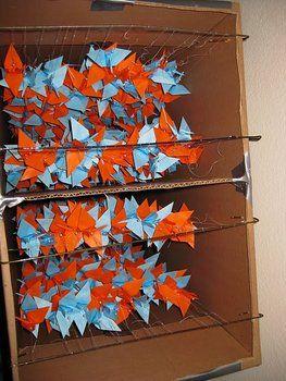 1,000 Origami Paper Cranes: Why Make a Senbazuru? | 350x263