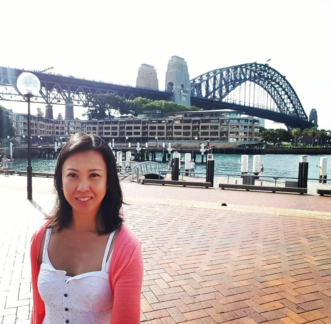 #selfie #myweekendinsydney  #sydneyharbourbridge #therockssydney #autumninsydney2016 #april2016 by marzyk_love22 http://ift.tt/1NRMbNv