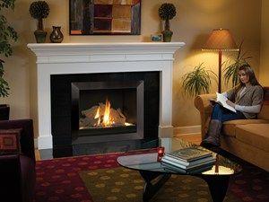 The Fireplace Xtrordinair 864 Ho High Output Gas Fireplace