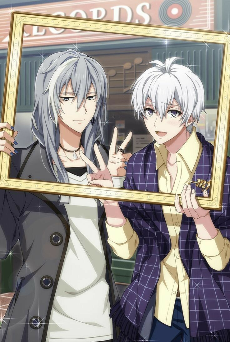 (Shuffle Talk) Yuki & Sogo Cute anime boy, Manga anime