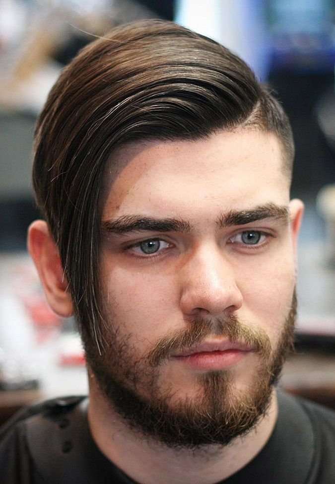 20 Fashionably Elegant Side Swept Undercut Variations Low Fade Haircut Side Swept Hairstyles Mens Haircuts Fade
